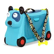 Suitcase + Ride-On Woofer - Balance Bike/Ride-on