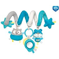 Canpol babies Plush Spiral, Turquoise, for Strollers - Toddler Toy