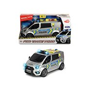 Dickie Police Car Ford Transit - Toy Vehicle
