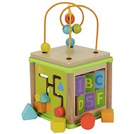 Eichhorn Multifunctional Wooden Block - Educational Toy