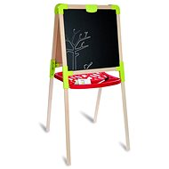 Smoby Wooden 2-in-1 Drawing Board - Board
