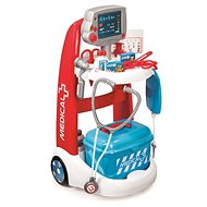 Smoby Medical Trolley with Electronics - Game set