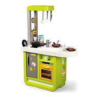 Smoby Bon Appetit Cherry Kitchen, Green-yellow, Electronic
