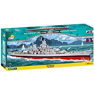 Cobi USS Iowa BB-61/Missouri BB-63 Fighter - Building Kit
