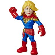 Marvel Mega Mighties Captain Marvel - Figure