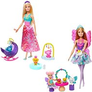 Barbie Fairy Game Set with Doll - Doll
