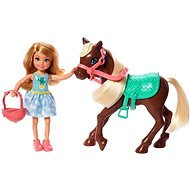 Barbie Chelsea and Pony - Game Set