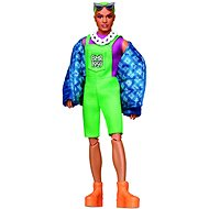 Barbie Bmr1959 Ken with Green Hair, Fashion Deluxe - Doll