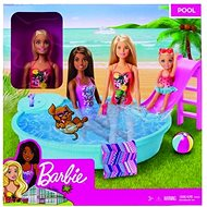 Barbie Doll and Pool - Doll