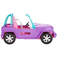 Barbie Beach Cabriolet - Doll