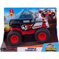 Hot Wheels Monster Trucks, Big Trouble - Game Set