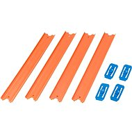 Hot Wheels Track Builder, Straight - Game Set