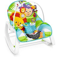 Fisher-price Seat from Baby to Toddler Jungle Animals - Toddler Toy