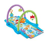 Fisher-price Playing Blanket and Tunnel 2-in-1 - Toddler Toy