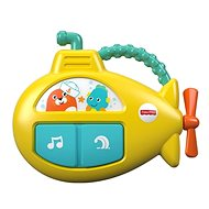 Fisher-price Musical Submarine - Toddler Toy
