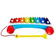 Fisher-price Funny Pulling Xylophone - Toddler Toy