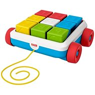 Fisher-price Trolley with Blocks - Toddler Toy