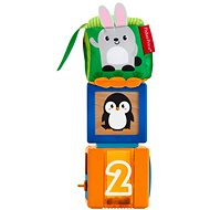 Fisher-price Blocks for the Development of the Senses - Toddler Toy