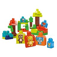 Mega Bloks Fisher-price Buddies from the Forest