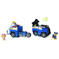 Paw Patrol Two Rescue Vehicles in one Chase - Game Set