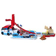 Paw Patrol Playground for Toy Cars - Game Set