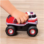 RC Plush Fire Engine with effects - RC Remote Control Car