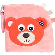 Canpol babies Plush Book Red - Toddler Toy