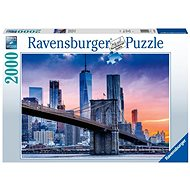 Ravensburger 160112 New York with Skyscrapers - Puzzle