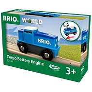 Brio World 33130 Battery Train - Rail Set Accessory