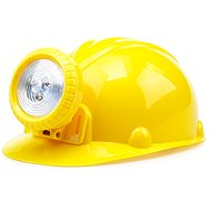 Helmet yellow - Game Set