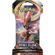 Pokémon TCG: SWSH02 Rebel Clash 1 Blister Booster - Card Game