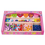 Wooden set of beads - Wooden Toy