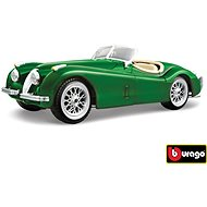 Bburago Jaguar XK 120 Roadster (1951) Green