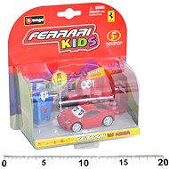 Bburago Ferrari kids with 360 Modena accessories