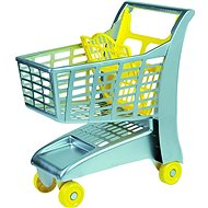 Androni Shopping trolley with seat - gray - Bike Trailer