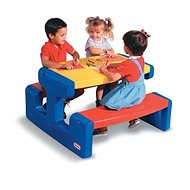 Little Tikes Large picnic table - Primary - Children's Table