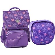 LEGO Friends Hearts Optimo - 2 piece set - School Backpack