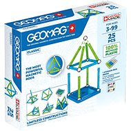 Geomag Classic 25 - Magnetic Building Set