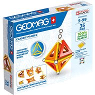 Geomag Classic Panels 35 - Magnetic Building Set