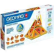 Geomag Classic Panels 78 - Magnetic Building Set