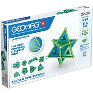 Geomag Classic Panels 114 - Magnetic Building Set