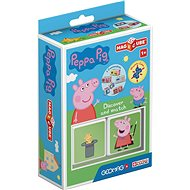Magicube Peppa Pig Discover & Match - Magnetic Building Set