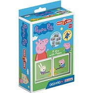 Magicube Peppa Pig A day Peppa - Magnetic Building Set