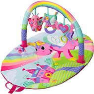 Playing blanket with a unicorn trapeze - Play Pad