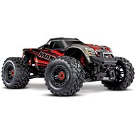 Traxxas Maxx 1: 8 4WD TQi RTR Red Classic - RC Remote Control Car