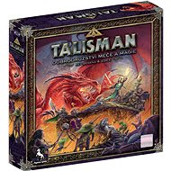 Talisman: The Adventure of Sword and Magic - Board Game