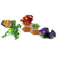 Bakugan Starter Pack S2, 3pcs