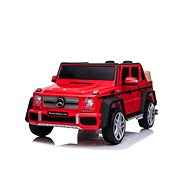 Mercedes G650 MAYBACH, red - Children's electric car