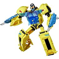 Voice-Activated Cyberverse BumbleBee Transformers - Figure