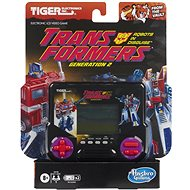 Tiger Electronics Transformers Console - Game Set